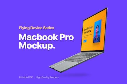 MacBook Pro Mockup 1.0