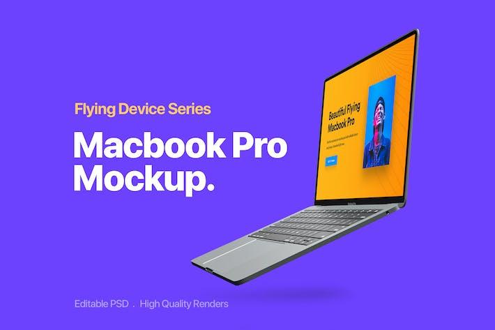 Thumbnail for MacBook Pro Mockup 1.0