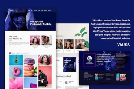 VAUSS - Portfolio and Personal Services