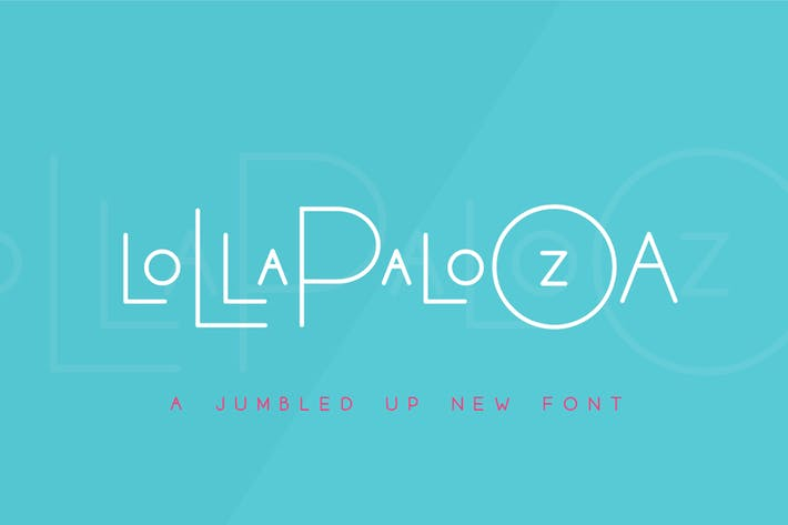 Thumbnail for Lollapalooza Font Trio