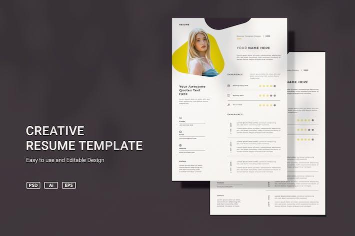 Thumbnail for SRTP Resume Template v3.4