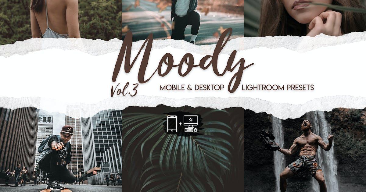 Download Moody Lightroom Presets Vol. 3 by ClauGabriel