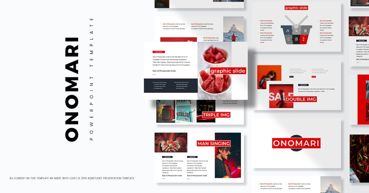 Download Onomari - Powerpoint Template by aqrstudio