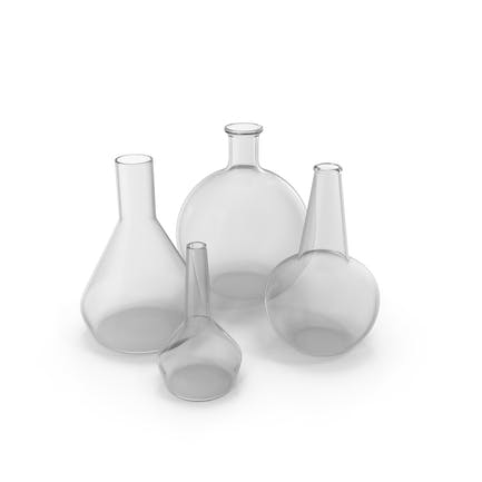 Frascos alquímicos