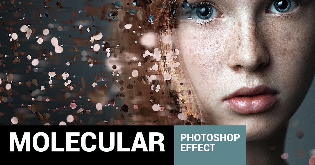 Download Moleculum - Сorpuscular Photoshop Action by profactions