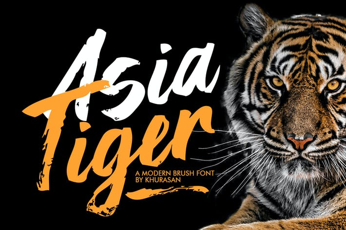 Thumbnail for Tigre de Asia