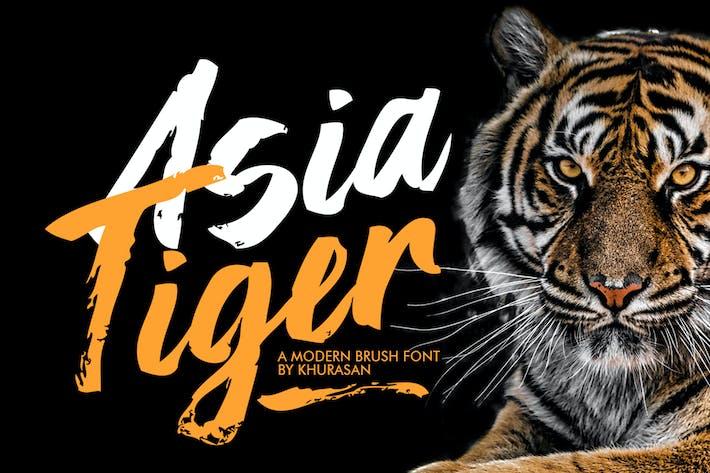 Tigre de Asia