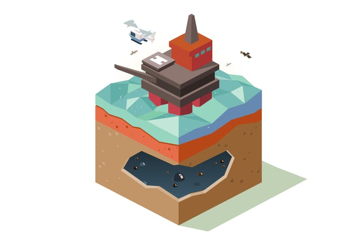 Cover Image For Oil Rig reserve