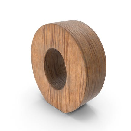 O Letra de madera