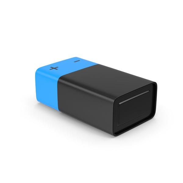 Thumbnail for Batterie 9V Seite