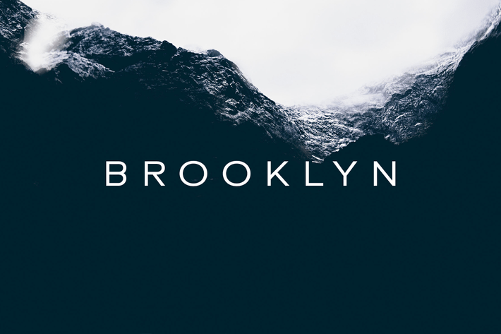 Thumbnail for BROOKLYN - Minimal Geometric Sans-Serif Typeface
