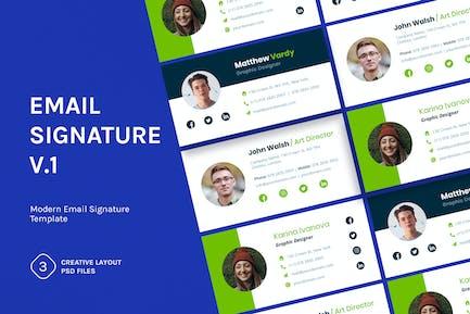 Email Signature v.1