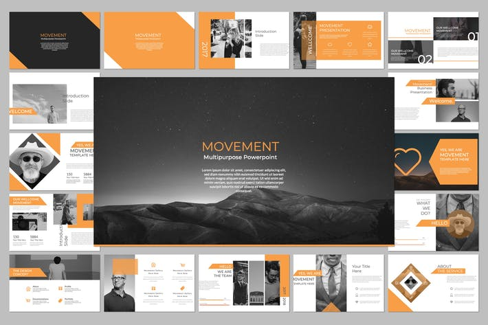 Thumbnail for Movement Powerpoint