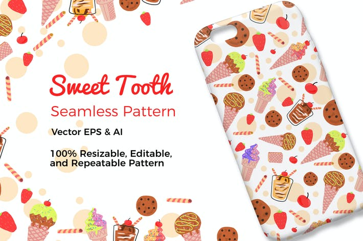 Thumbnail for Sweet Tooth Pattern