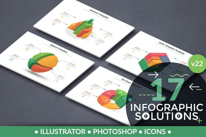Thumbnail for Infographic Solutions. Part 22
