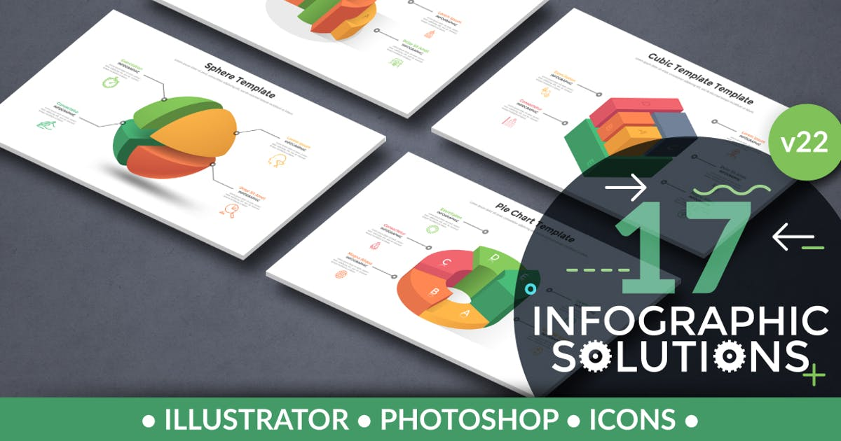 Download Infographic Solutions. Part 22 by Andrew_Kras