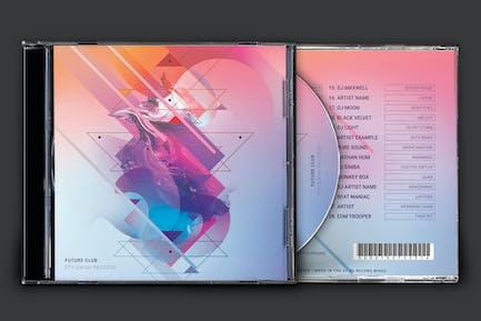 Future Club CD Cover Artwork