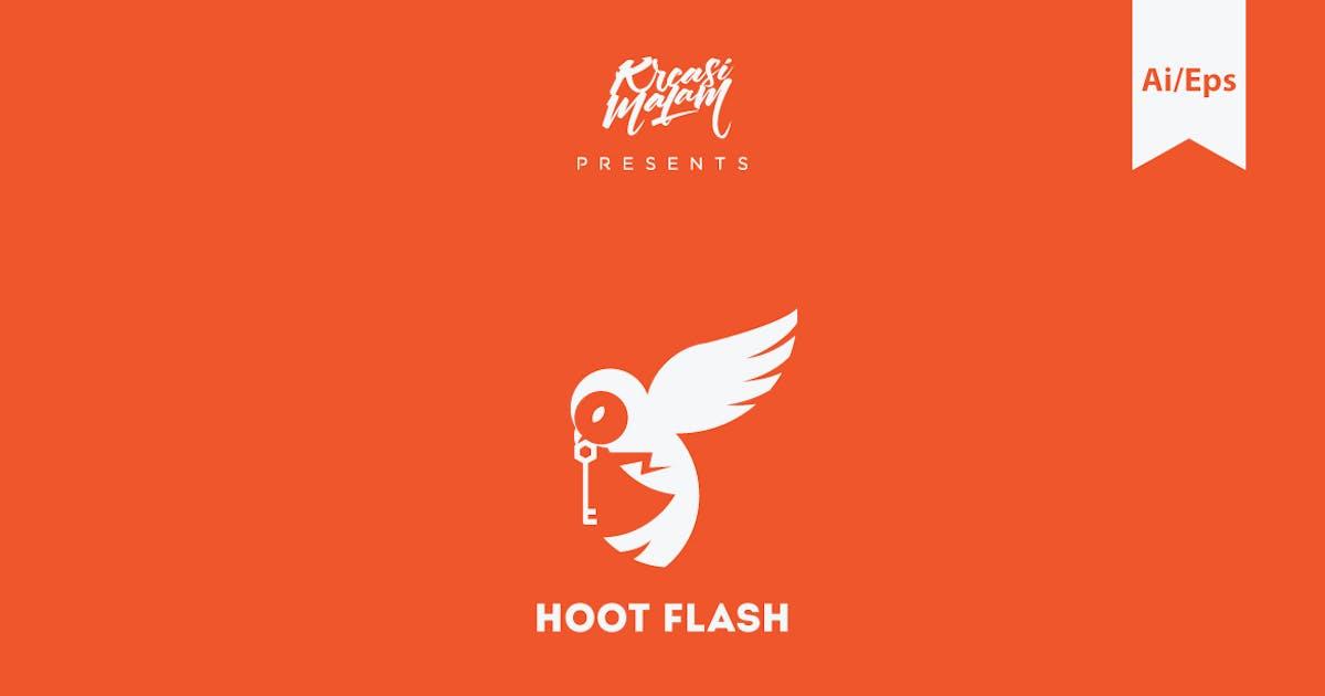 Download Hoot Flash Logo Template by Ijajil