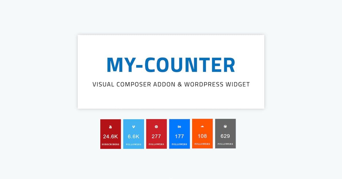 Download MY-Counter | Visual Composer Addon & Widget by Tatwerat-Team