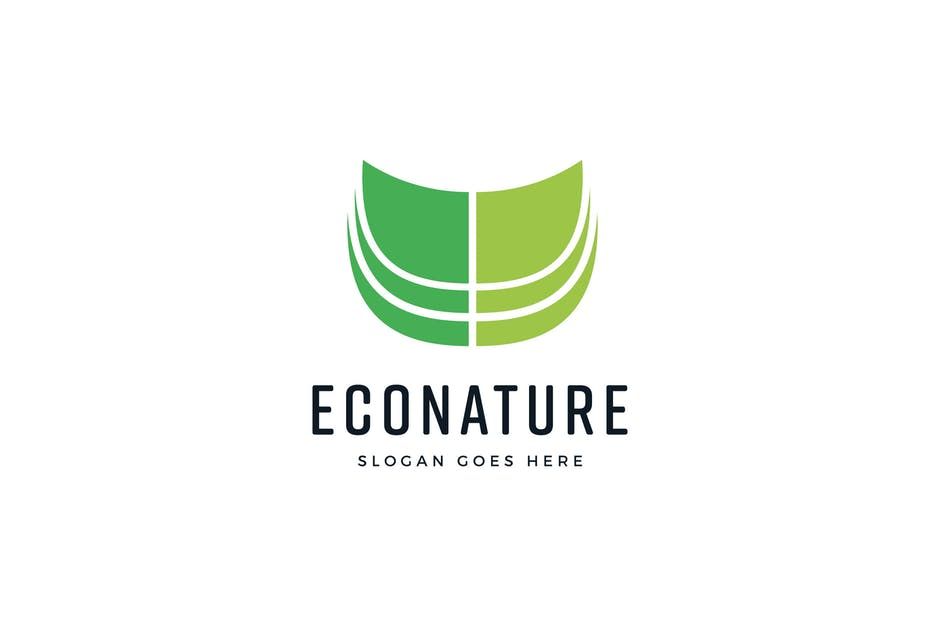 Download Eco Nature Logo Template by Pixasquare