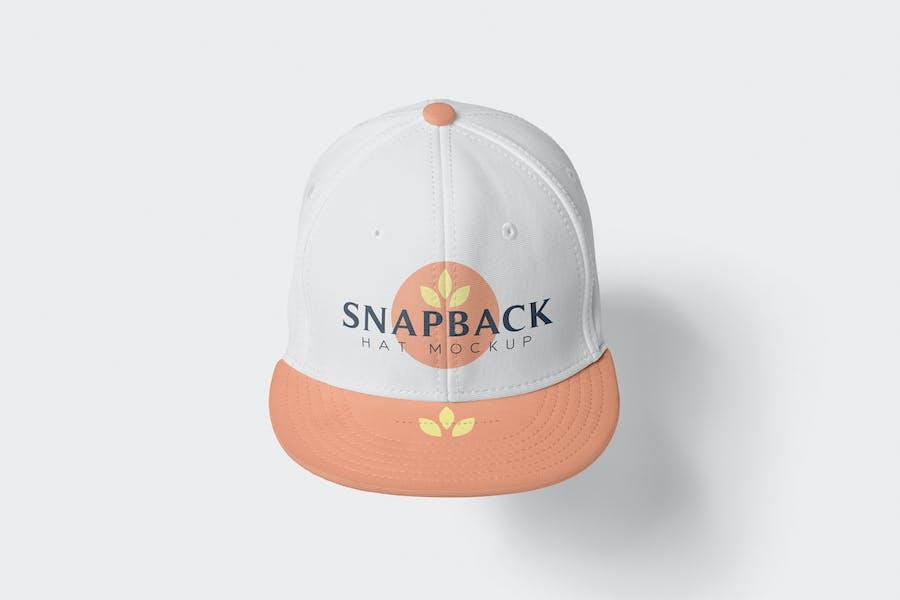 Snapback Mockups