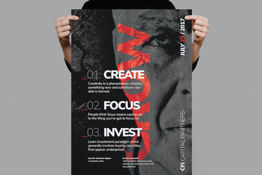 Grow Corporate Business Poster