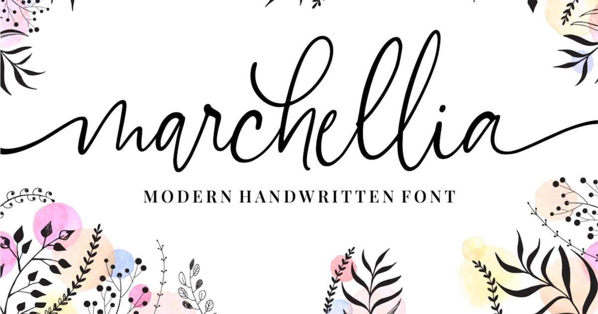 Download Marchellia - Modern Handwritten by garisman