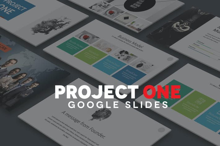Thumbnail for PROJECT ONE Google Slides