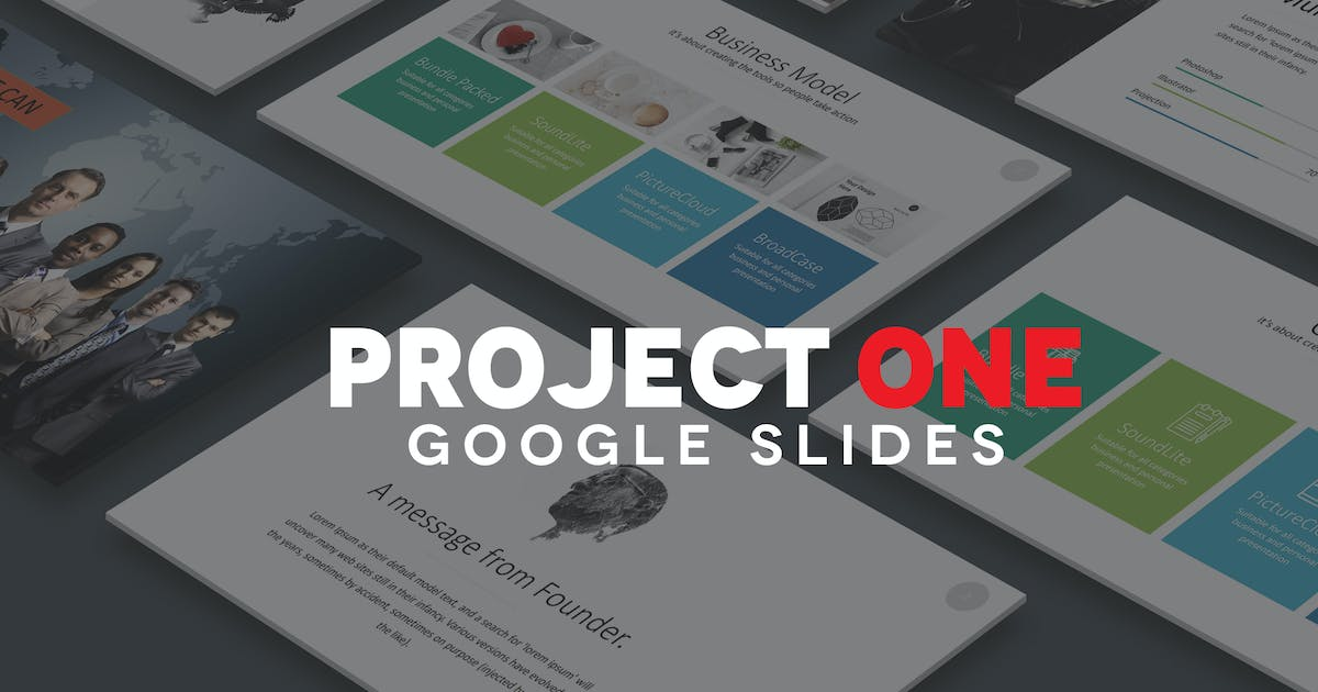 Download PROJECT ONE Google Slides by Unknow