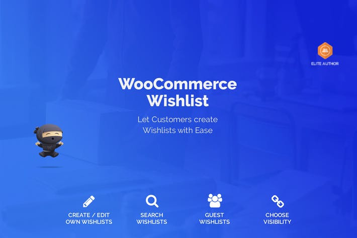 Thumbnail for WooCommerce Wishlist