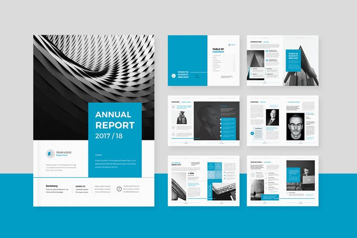 Thumbnail for Annual Report 2018