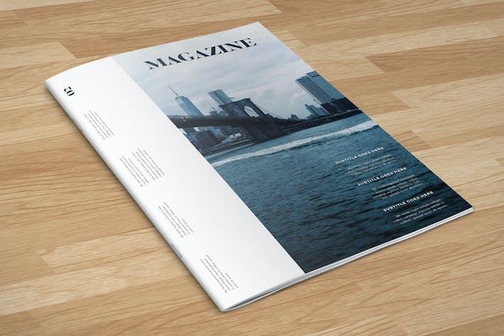 Thumbnail for Minimal Photography Magazine