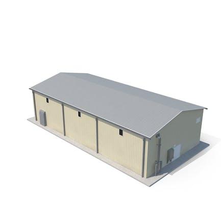 Industrial Site Building