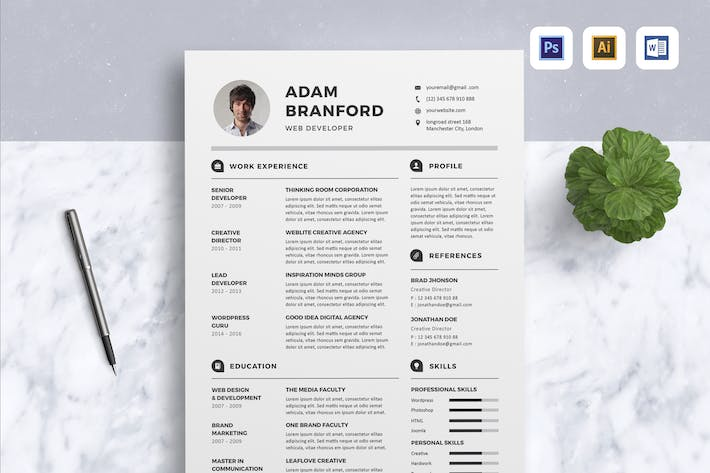 all the templates you can download on envato elements