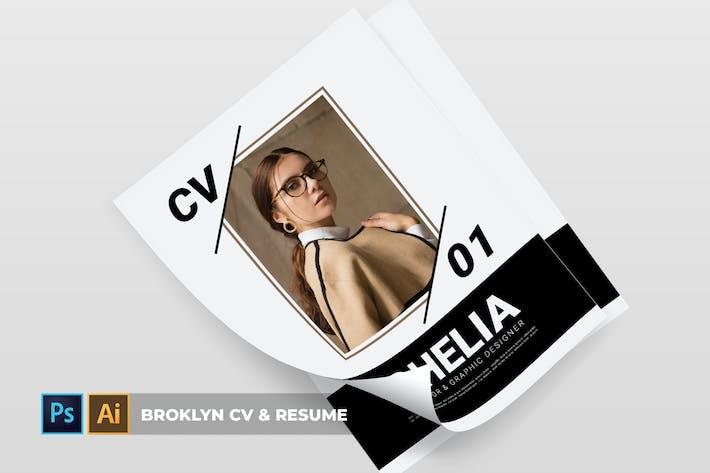 Thumbnail for Broklyn | CV & CV