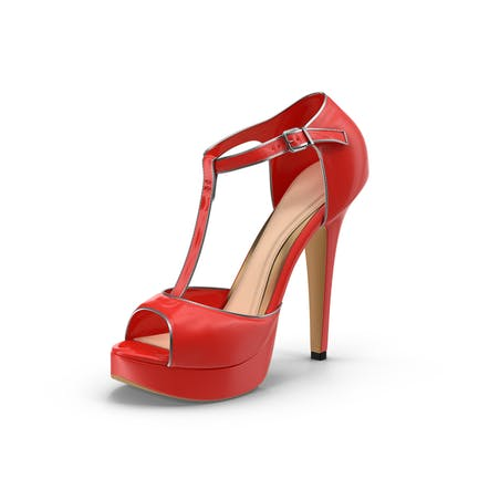 Womens Shoes Red