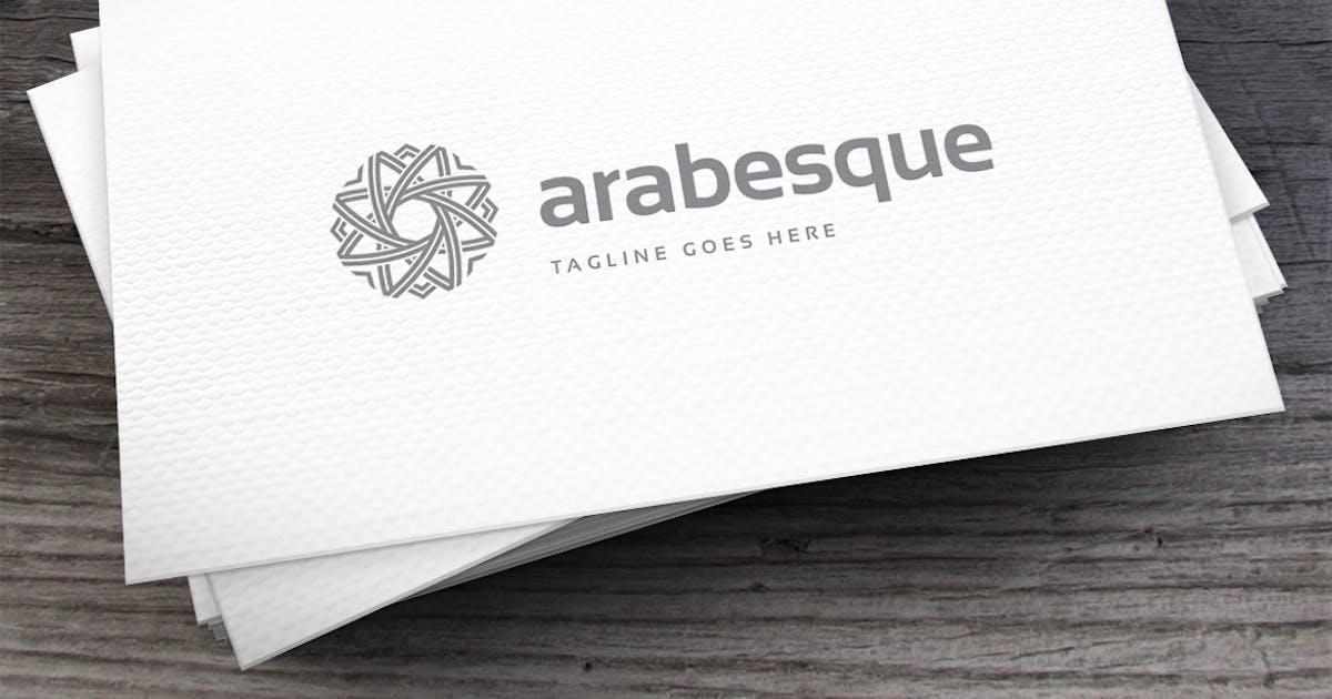 Download Arabesque Logo Template by empativo