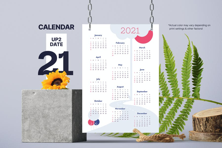 Calendar Avenue 2021