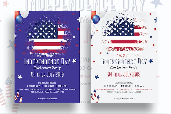 Thumbnail for Independence Day Flyer-05