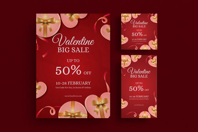 Valentine Day Sale
