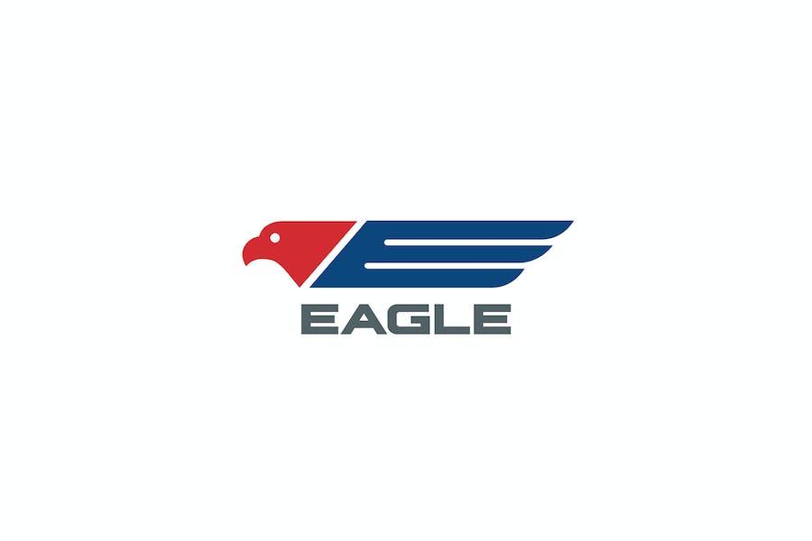 Logo Eagle Flying