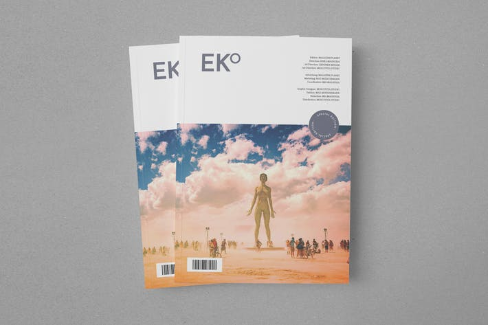 Thumbnail for Eko Magazine