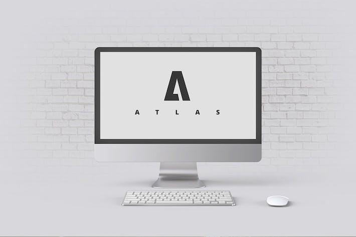 Thumbnail for Atlas - Bold Presentation