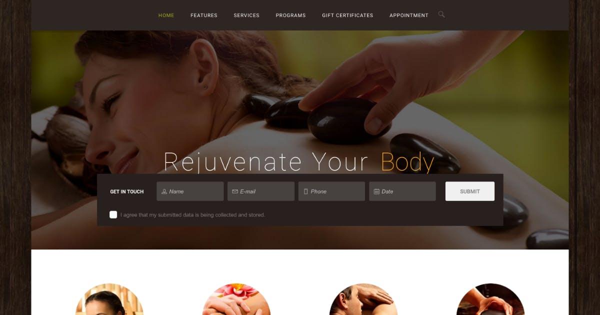 Download Terra Atma   Spa & Massage Salon Wellness WP by AncoraThemes