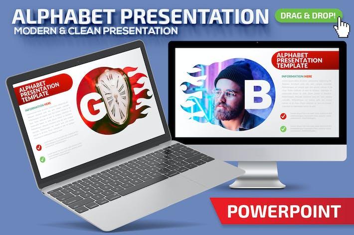 Thumbnail for Letter Powerpoint Presentation