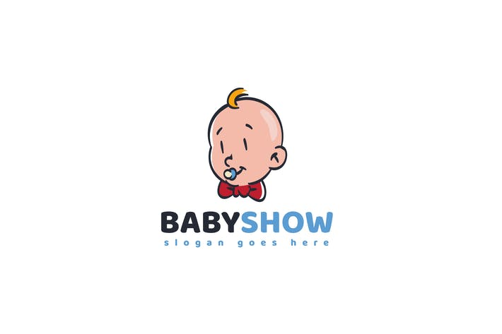 Thumbnail for Baby Shop Logo Template