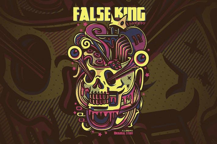 Thumbnail for False King