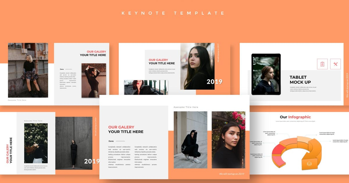 Download Dares - Keynote Template by aqrstudio