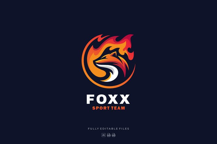 Fox Sports and E-sports Logo