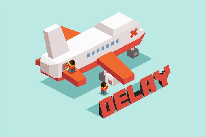 Thumbnail for Flight Delay